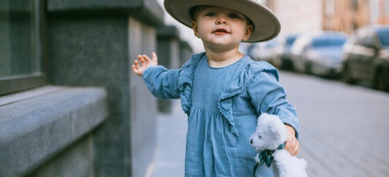 Bæredygtigt baby og børnetøj
